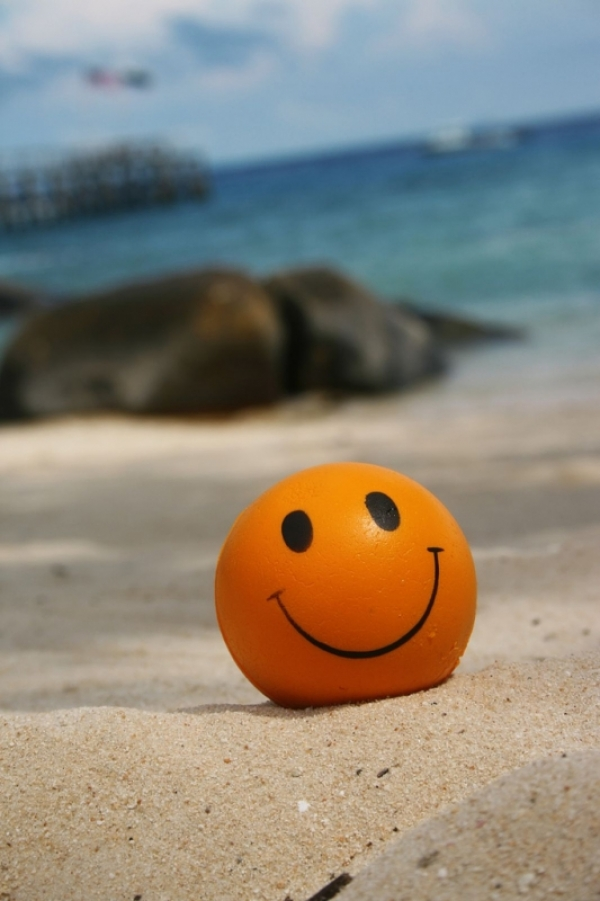 Mr Smiley Man